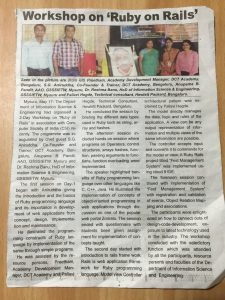 Dct Academy in Press